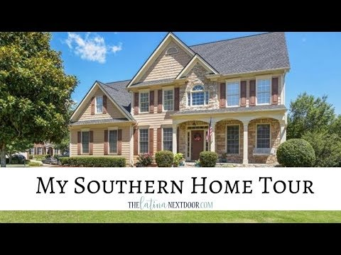 My Southern Home Tour