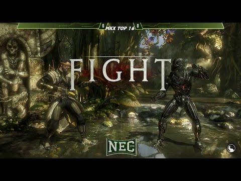 Mortal Kombat XL: Big E Gaming NEC 17 (Top 16)