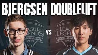 Bjergsen vs Doublelift, 1v1 Final - All-Star Event Event 2015