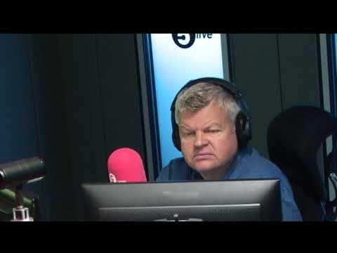 Adrian Chiles vegan chat on Radio 5 Live