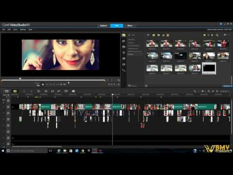How To Edit a Pop Music Video with Special Effects - By LORAA WHITE