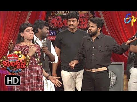 Hyper Aadi, Raising Raju Performance | Jabardasth | 29th  March 2018  | ETV  Telugu