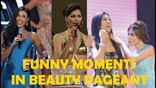 Funny Moments in Beauty Pageant Q&A Part 3
