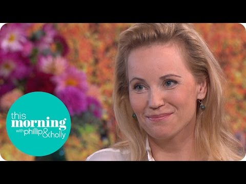 Sofia Helin Goes Back To The Bridge | This Morning