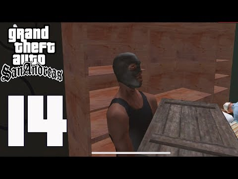 Grand Theft Auto(GTA) San Andreas - Gameplay Walkthrough Part 14 - Home Invasion(iOS, Android)