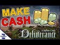 How to MAKE MONEY FAST Kingdom Come Deliverance