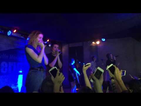 Cimorelli Live in Milano  - Acid Rain - Good Enough (11/27/2016)