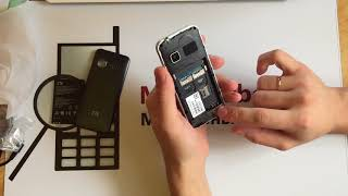 мобильный телефон ZTE N1 обзор