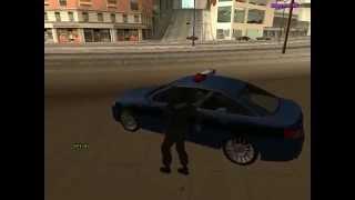 Обзор авто    Замена на кар SFPD    №1