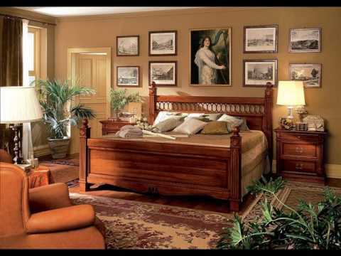 Wooden bed designs for small bedroom interior design youtube for Wooden bed interior design