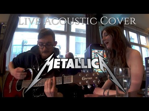 Metallica- Enter Sandman [Live Acoustic Cover]