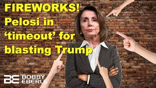 FIREWORKS! Pelosi put in 'timeout' by her own party! Dems pass anti-Trump resolution | Ep. 83