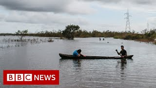 Hurricane Iota: Storm causes devastation in Central America - BBC News