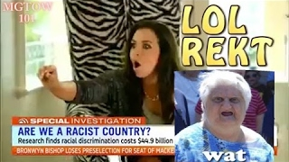 Political Correctness Gone Wrong - Mark Latham OWNS a Feminist SOFTC#CK
