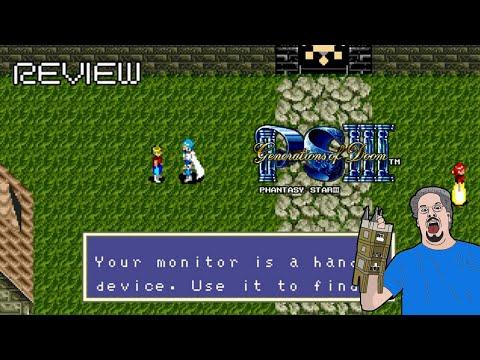 Phantasy Star III Review (Genesis)