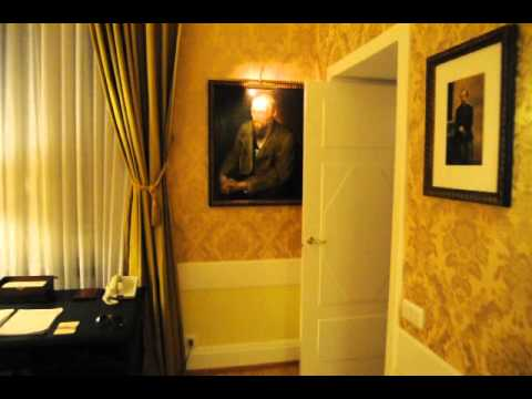 Our Suite At The Grand Europe Hotel In St Petersburg Russia