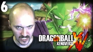 Три расы вместе! [Dragon ball Xenoverse]#6
