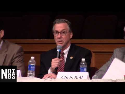 Question 10  Infrastructure Repair   Stephen Costello - Greater Grace Mayoral Forum 6/29/15