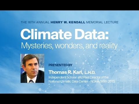 Climate Data: Mysteries, wonders, and reality