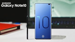 Did Samsung Just LEAK The Galaxy Note 10