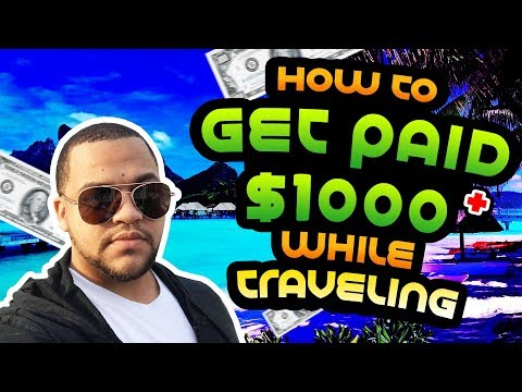 How I Make Money While Traveling Affiliate Marketing
