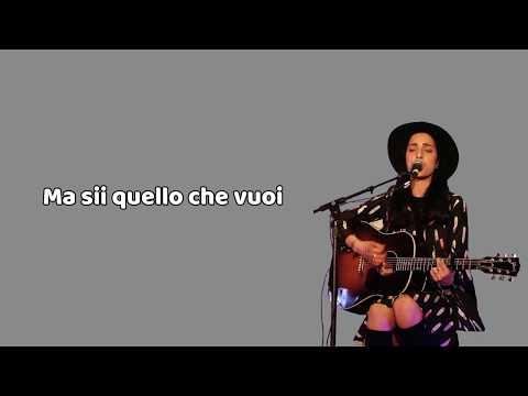 (Testo) Levante - Santa Rosalia Lyrics (cover di Ottobre)