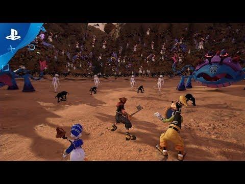 Kingdom Hearts III – Winnie the Pooh   PS4