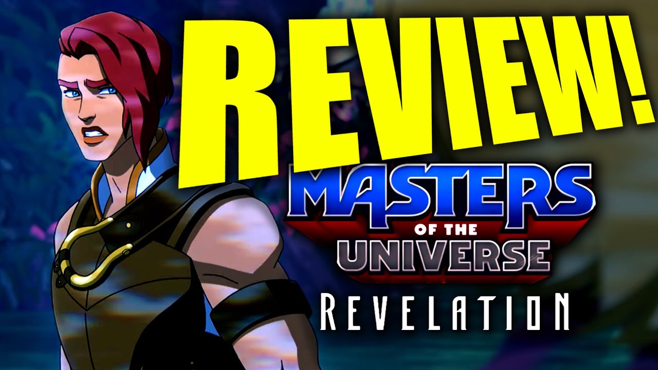 REVIEW OF KEVIN SMITH'S: MASTERS OF THE UNIVERSE REVELATION