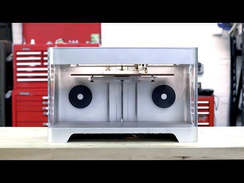 Meet the Mark One: the world's first Carbon Fiber 3D printer