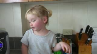 Gabby explains how to make Kraft Mac and Cheese