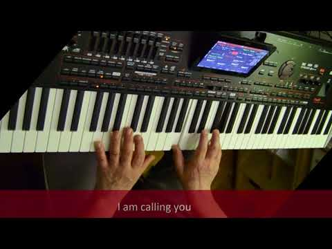 CALLING YOU Instrumental Impro Cover by Aldo Piancone Korg Pa4X