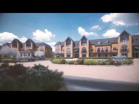 Lakeside Apartments CGI Flythrough