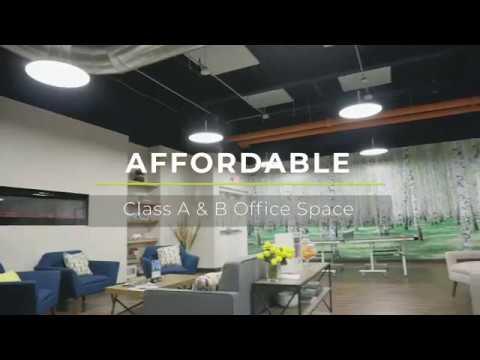 Buffalo Niagara Affordable Office Spaces