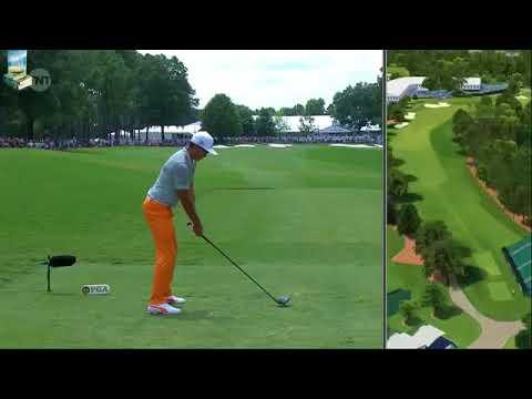 Rickie Fowler\'s Fantastic Golf Shots 2017 PGA Championship Quail Hollow