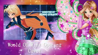 World Of Winx | Cover Opening Dutch - WOWNL