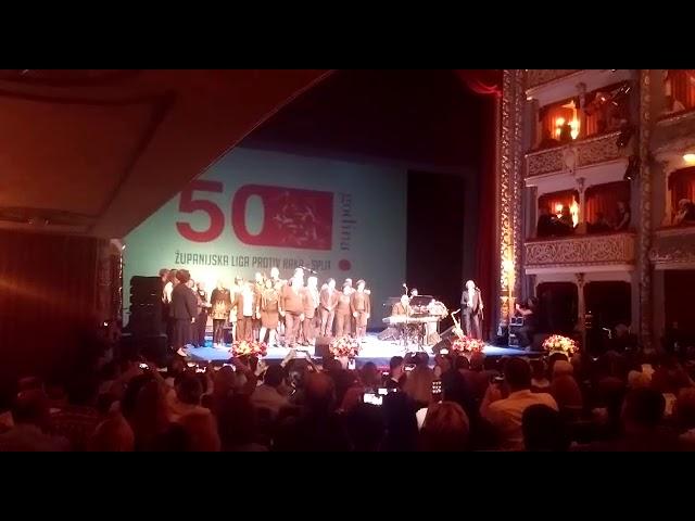 """HNK Split, koncert """"Vjeruj u ljubav"""""""
