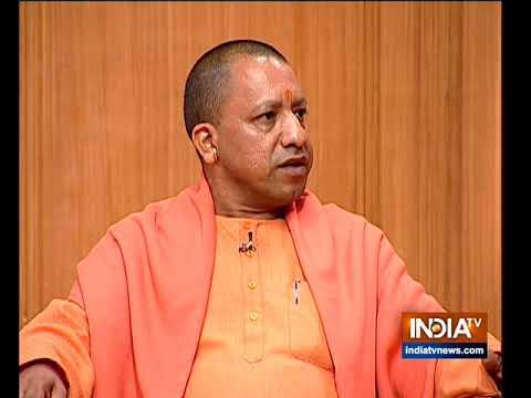 Yogi Adityanath in Aap Ki Adalat: 'We'll resolve Ram Janmabhoomi dispute within 24 hours'