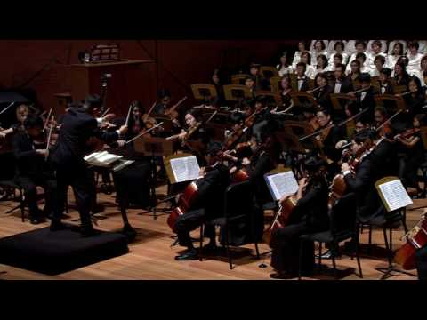 "CHRISTIAN YOUTH SYMPHONY OF IRVINE - Symphony No. 5 ""Reformation"" (Mendelssohn)"