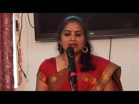 Download Vallabha Nayakasya Carnatic Music Concert by  Dr Sandhya Gopalakrishnan at Saket Pranaam,M2U03907