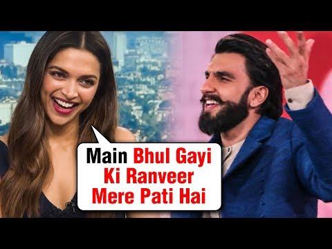 Deepika Padukone Forgets That She is Married To Ranveer Singh | Watch Video Mp3