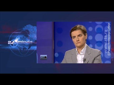 Ana Brbnabić na RTS konačno otvorila dijalog. Sa samom sobom | ep163deo02