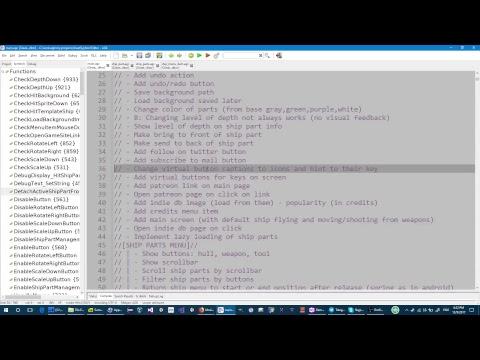 Great Syphon: Ship Builder (AppGameKit) разработка  