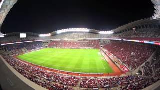 2013 08 24 J1 #22 鹿島 2-1 横浜FM 勝利の瞬間