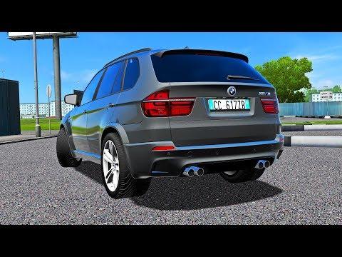 9f9662da502 Смотреть видео City Car Driving 1.5.3 BMW X5 M - G27|+Download онлайн,  скачать видео.