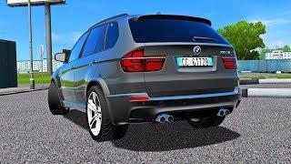 City Car Driving 1.5.3 BMW X5 M - G27 HD [1080p]