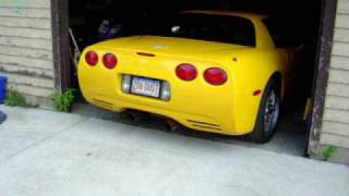 Corvette C5 Z06 ( Great sound!!)