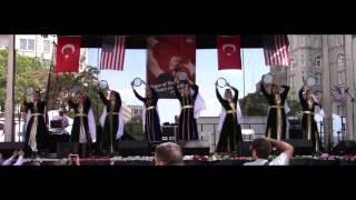 CRIMEAN TATARS DANCE @ TURKISH FESTIVAL IN WASHINGTON D.C.