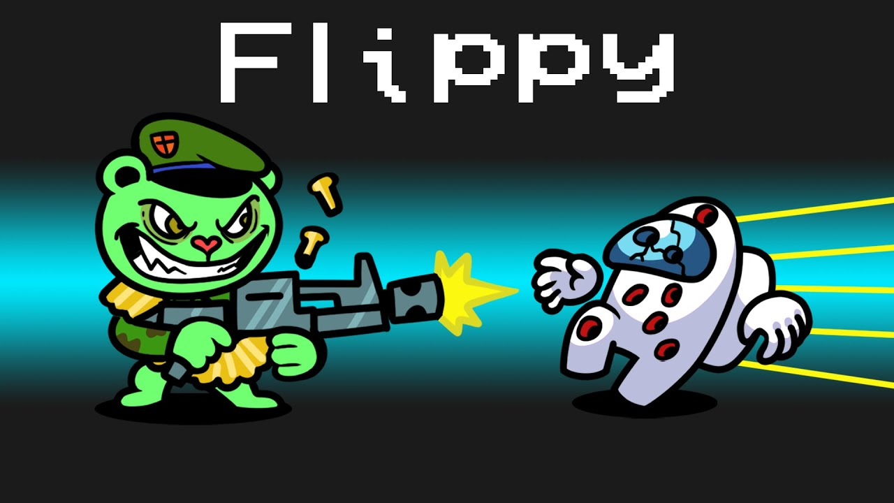 Download FLIPPY Mod in Among Us...