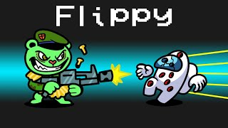 FLIPPY Mod in Among Us...