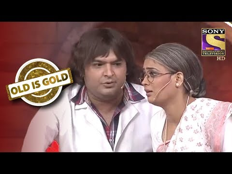 Kapil Brings A Britisher | Old Is Gold | Comedy Circus Ke Ajoobe